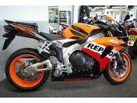 Honda Fireblade Repsol, Stunning Bike Only 1200 miles