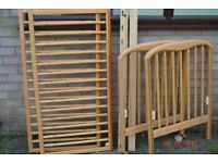 @@ BABY COT COMPLETE WITH MATTRESS @@
