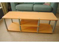 TV Stand, good condition, width 120cm, depth 40cm, height 41cm.