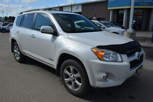 2012 Toyota RAV4 LIMITED/AWD/SUNROOF/LEATHER/CAMERA/BLUETOOTH/NA