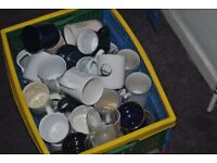 job lot of 47 mugs