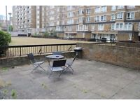 Fantastic 4 double bedroom flat with large terrace 5 min Old street station