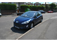 Peugeot 308 1.6 Thp Turbo 12 Months MOT SE panoramic roof good condition