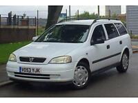 2003 53 Reg Vauxhall Astra Envoy Estate 1.7 CDTi Diesel Very Good Runner
