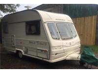 Avondale Rialto 390/2 Touring Caravan