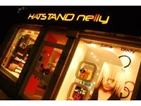 Senior Hair Stylist wanted for Hatstand Nelly in Aberdeen City Centre