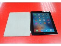 Apple iPad 3 16GB Wi-Fi in Black with Official Apple Smart Cover £185