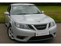 DIESEL*** (59) Saab 9-3 1.9 TiD Turbo Edition 4dr***1 OWNER** 7 STAMPS** PART EX WELCOME**FINANCE