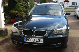 BMW 520D TOURING AUTOMATIC SUPERB CONDITION