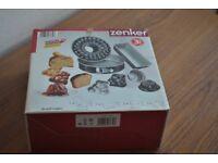zenker set of 6 baking trays