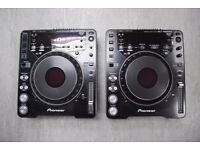 Pioneer CDJ-1000 MK3 Pair of Decks £630