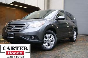 2012 Honda CR-V EX-L AWD + LEATHER + CERTIFIED 6YR/120000KMS!