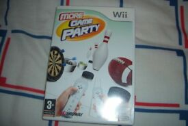 More Game Party Nintendo Wii - Boxed Complete