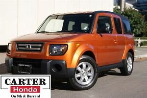2007 Honda Element EX-P + LOCAL + LEATHER + FOR SALE!