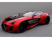WANTED! SUPER CAR TO TAKE KIDS TO THEIR PROM