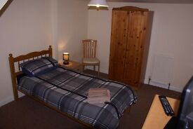Secure room/workmen accommodation,all bills incl central heating wifi Invergordon,Alness