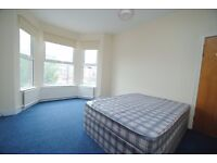 Newly refurbished one bedroom flat with study/office close to North Finchley High Road N12