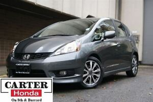 2013 Honda Fit Sport + LOCAL + YEAR-END CLEAROUT!!