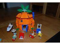 Sponge Bob Square Pants - pineapple house