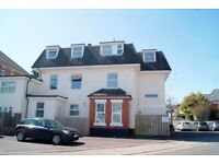 MOST BILLS INCLUDED-SPACIOUS UNFURNISHED 1 BED GROUND FLOOR FLAT WITH PARKING AND PATIO IN ALUMCHINE