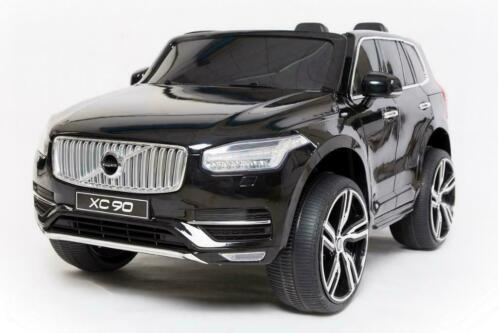 Kinderauto VOLVO XC90 Zwart, BlueTooth, FM radio , 2.4ghz RC