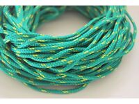 5mm Polypropylene Poly Rope Braided Cord Line Sailing Boating Yacht Camping