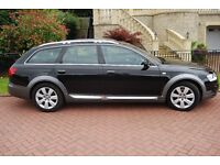 AUDI A6 ALLROAD Full Service History Mot, Two Owners