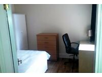 newly decorated double bedroom avilable