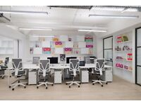 Creative Co-Working Office Space in between Old Street and Angel on the canal (PROPERCORN HQ)