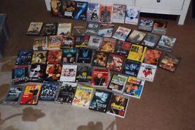 joblot of DVD movies . 53 in total