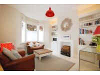 Leswin Road, one bed flat, sole use of garden, great location, close to all local amenities