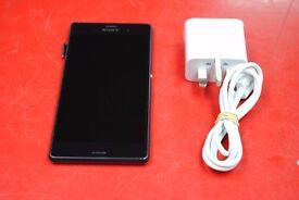 Sony Xperia Z3 Black on EE £90