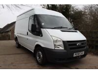 Ford Transit 85 T300M panel van only 49,000 miles serviced ready for work