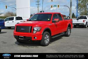 2012 Ford F-150 FX4 | No Accidents