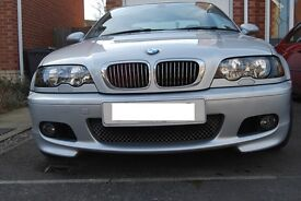 BMW 330ci M Sport, Titan Silver, Manual - Selling due to buying a M3