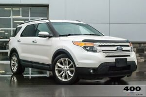 2012 Ford Explorer Limited Limited