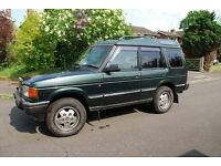 Land Rover Discovery 3.9 V8 7 seater