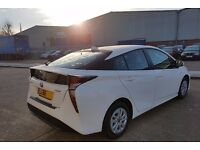PCO - NEW SHAPE TOYOTA PRIUS RENTAL HIRE   ** CHEAP RENT & UBER READY**