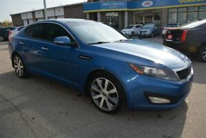 2013 Kia Optima EX/GDI/LEATHER/CAMERA/PANORAMIC MOONROOF/BLUETOO