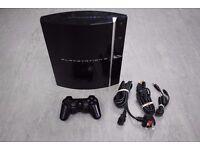 Sony Playstation 3 PS3 CECH-M03 80GB £65