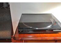 Panasonic DC Servo Automatic Turntable System SL-J7