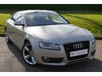 £0 DEPOSIT FINANCE Audi A5 3.0 TDI Sport Quattro COUPE 2dr HUGE SPEC**FULL HISTORY PART EX WELCOME