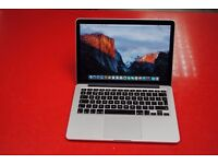 "Apple MacBook Pro 2014 Retina Display 13"" £800"