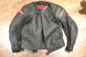 Motorcycle Leather Suite Brand New RST Blade (Trousers UK 36 + Jacket UK 46)