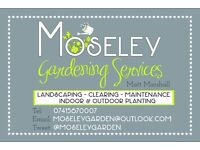Moseley Gardening and Property Maintenance Services