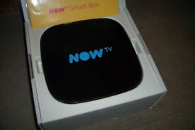 Now Tv Smart Box Freeview HD Pause Rewind 4500SK + 2 Months Movies Cinema