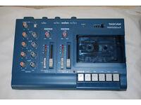 4 Track Tascam recorder