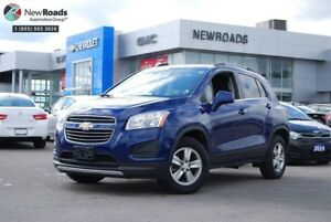 2016 Chevrolet Trax LT LT, AWD, BACK UP CAM, NO ACCIDENT