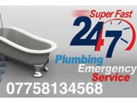 07758134568 plumber/Gas safe engineer