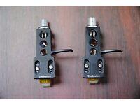 Technics Headshell with Stanton Carts/Needles £150